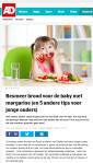 20180513_AD_Besmeer brood voor de baby met margarine (en 5 andere tips voor jonge ouders)